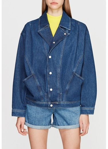 Mavi Jean Ceket İndigo